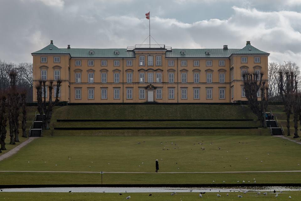 Historiske bygninger på Frederiksberg - Frederiksberg Slot