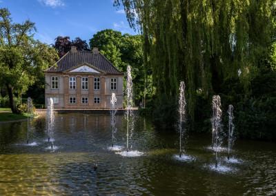 Kulturen og det grønne på Frederiksberg - Ture på egen hånd
