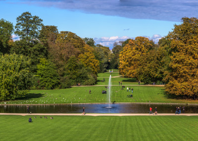 Frederiksberg Gardens - The big parks of Frederiksberg