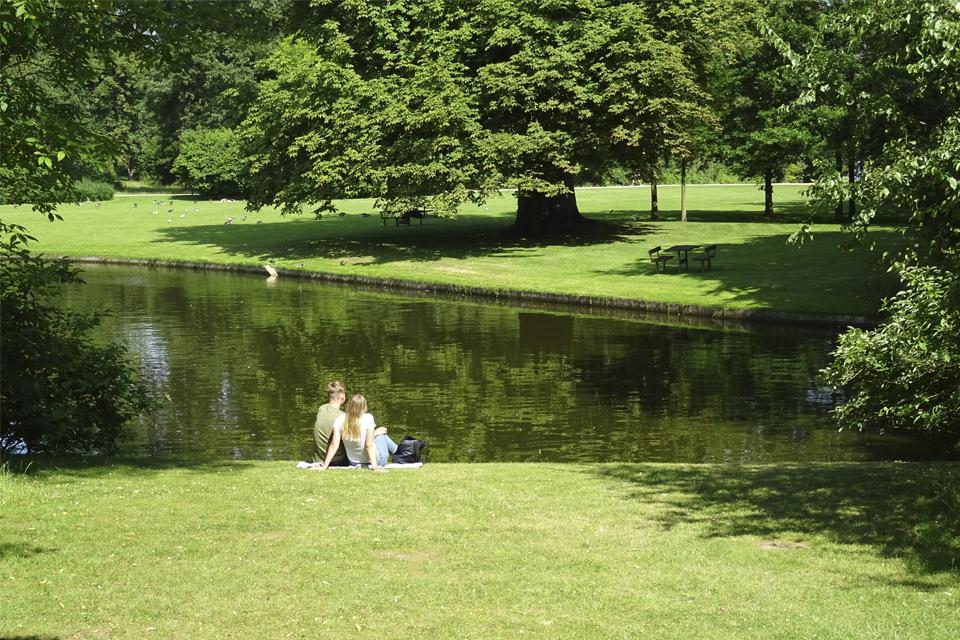 Frederiksberg Have - Frederiksbergs haver