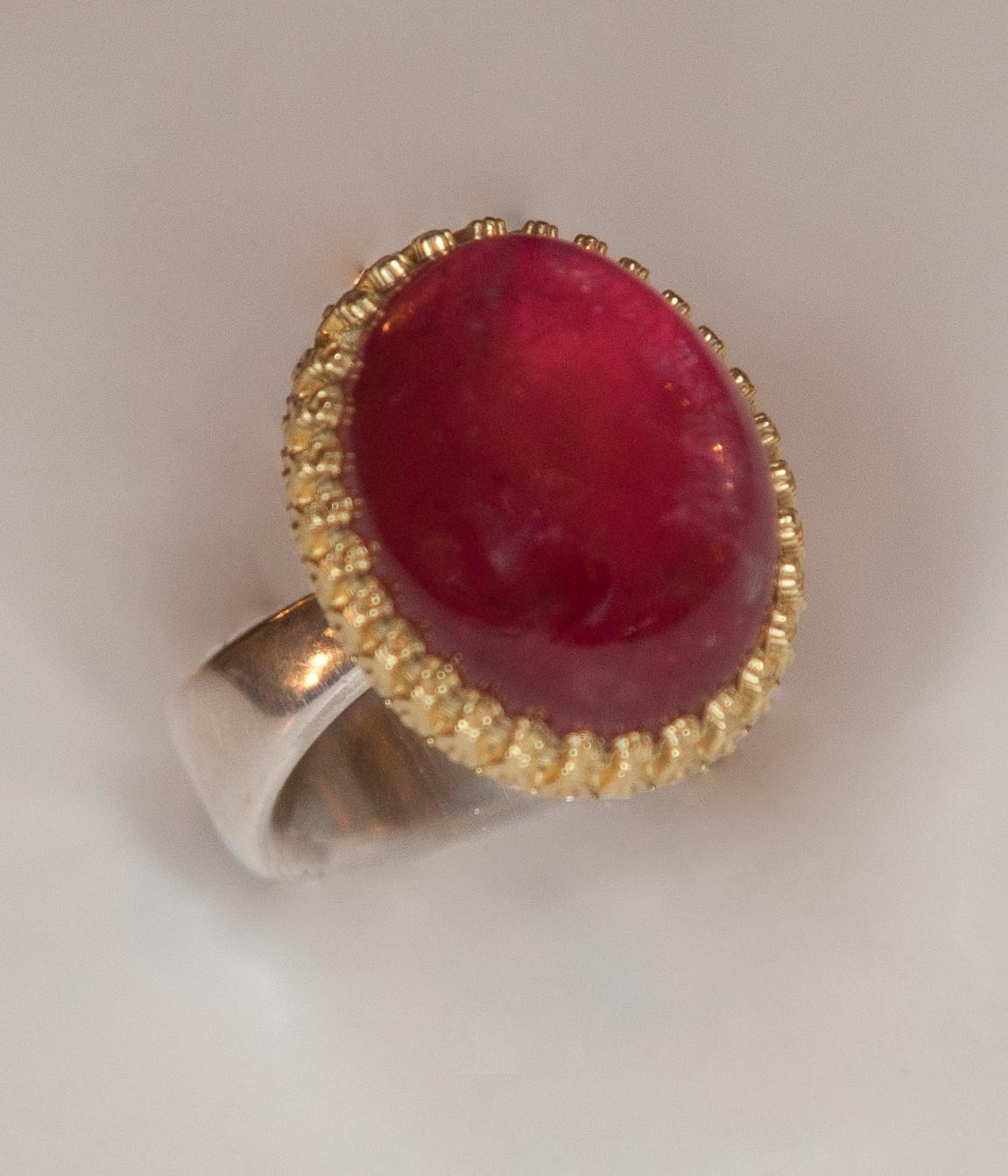 Guldsmed Ina Hertz ring