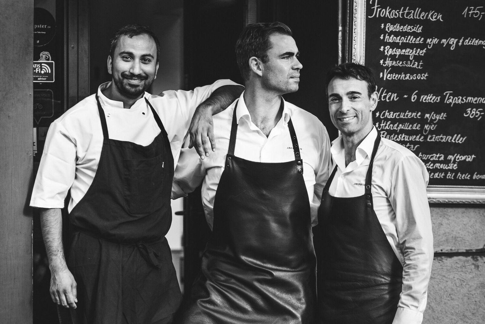 italienske restaurant Falkoner Alle frderiksberg