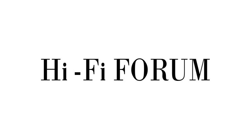 HI-FI FORUM