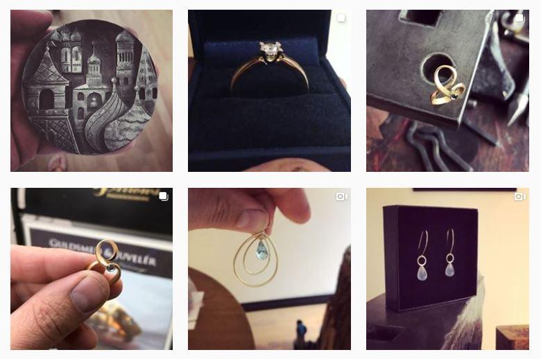 Hearts and Arrows Håndlavede smykker på Frederiksberg
