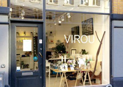 VIROU - H.C. Ørstedsvej - Frederiksberg københavn