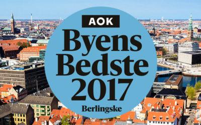 Byens bedste 2017 – på Frb!