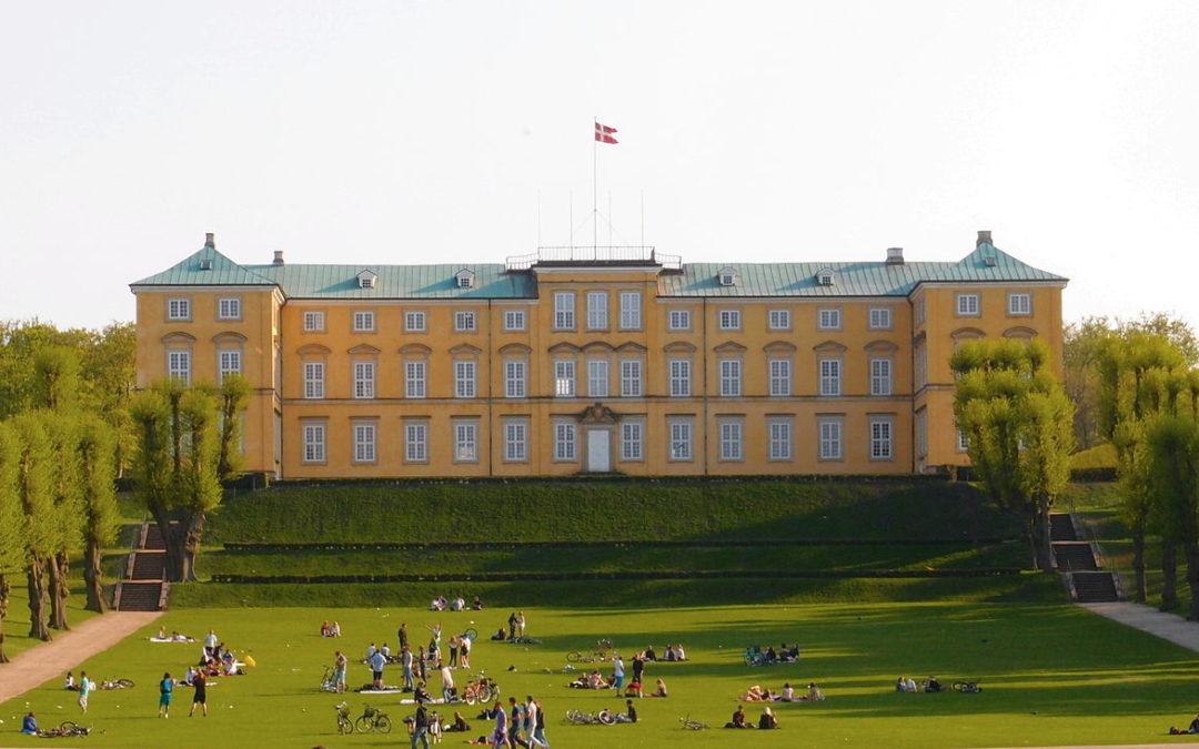 Barokhalløj på Frederiksberg Slot