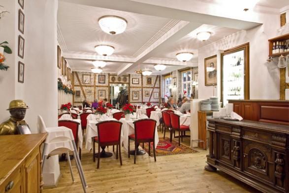 Allegade Restauranter frederiksberg copenhagen