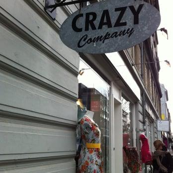Crazy Company dametøj frederiksberg københavn