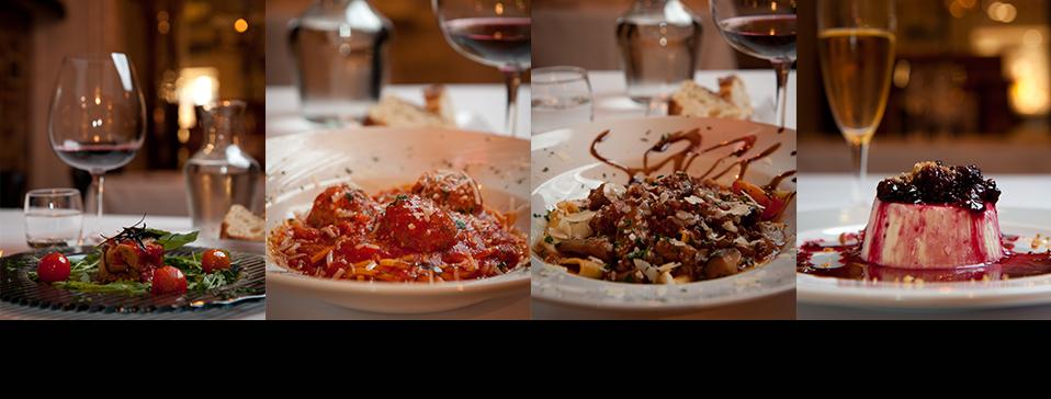 Italiensk Restaurant Restaurant Fabio