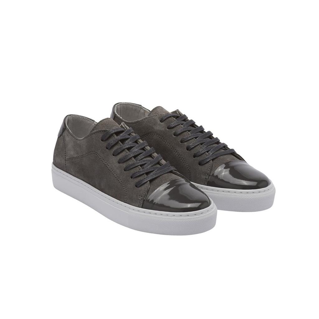 Sneakers - Garment Project i nr. 147 - Pris 1.100, - (også til ham)
