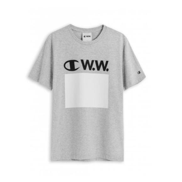 T-shirt mænd - Wood Wood i nr. 47 - Pris 450,-