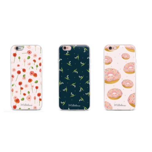 Iphone covers fra Rue153 på Gl. Kongevej 155: 225 kr.