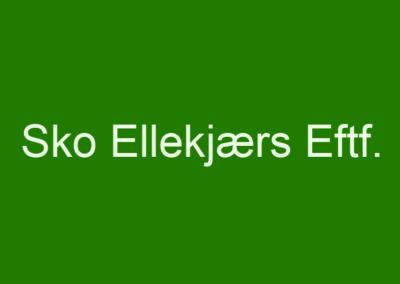 Ellekjær Sko