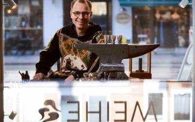 Michael Weihe (Weihe Guld & Sølvsmedie)