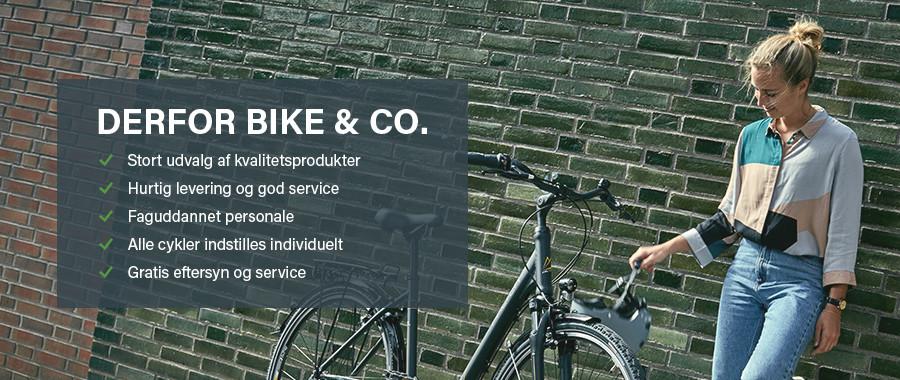 Cykelbutik i frederiksberg