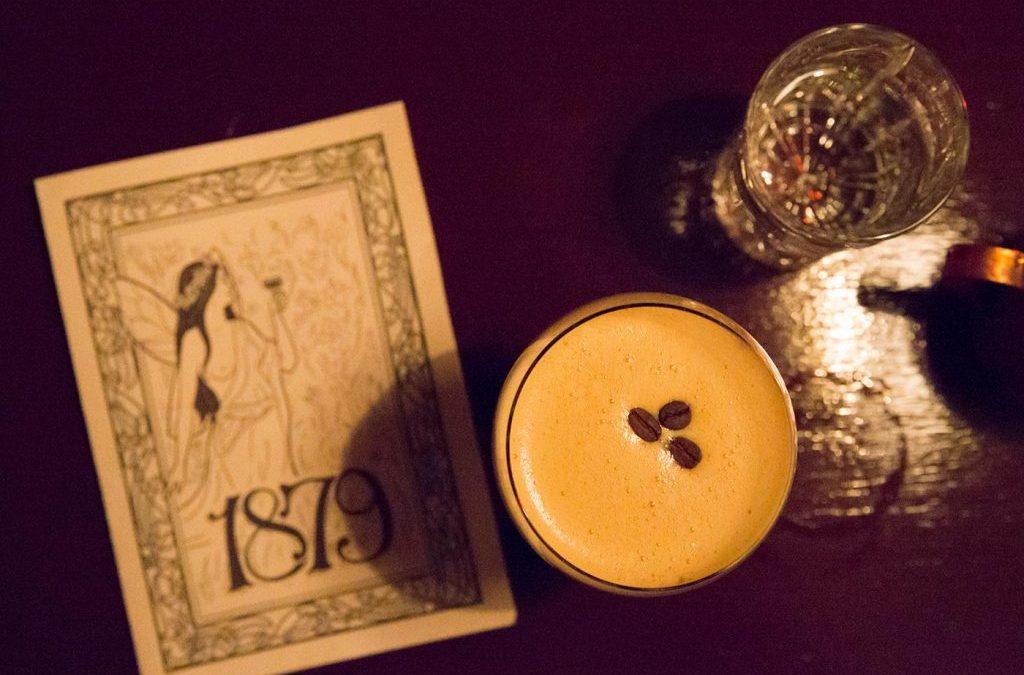 Har cocktail-bodegaen 1879 Frederiksbergs allerbedste Espresso Martini?