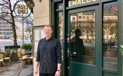 Ewalds: Et fransk brasserie åbnet af Slagter Lunds barnebarn