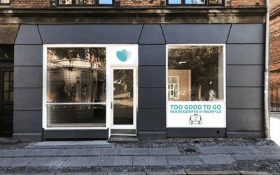 Too Good To Go udvider: Ny butik med overskudsmad er åbnet på Frederiksberg