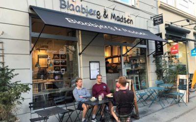 Blaabjerg og Madsen laver burger fra bunden: Folk kan smage det