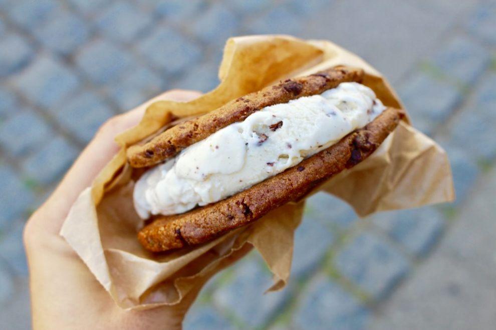 Ugens craving: Ice Cream Sandwich på Madklubben Frederiksberg