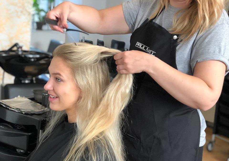 Mo-Hair laver eksklusivt garn – altså det, du har på hovedet