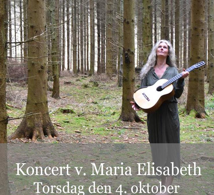 Koncert v. Maria Elisabeth