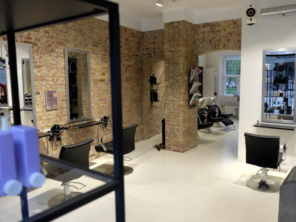 Salon Mo-Hair, Gammel Kongevej, frisør