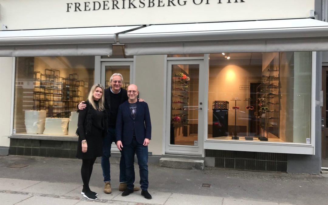 ed03353e3430 Gammel Kongevej får Danmarks første sportsbrillebutik i Frederiksberg Optik