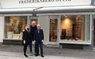 Gammel Kongevej får Danmarks første sportsbrillebutik i Frederiksberg Optik