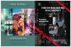 187fedd76624 FREDERIKSBERG MAGASINET er Frederiksbergs helt nye eksklusive livsstils- og  shoppingmagasin. Her finder du alle de nyeste trends inden for mode