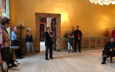 Barokhalløj på Frederiksberg Slot – torsdag den 22. november