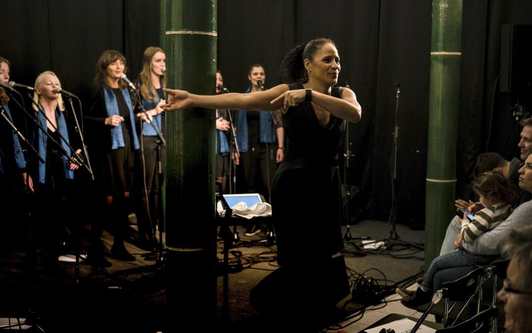 Tre vokalensembler holder fælles julekoncert i Metronomen – den 4. december