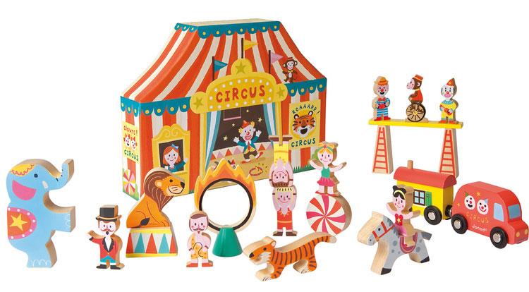 Janod circus