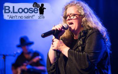 """B.Loose på """"Bartof Station"""" m/ support: Nils Poulsen"""