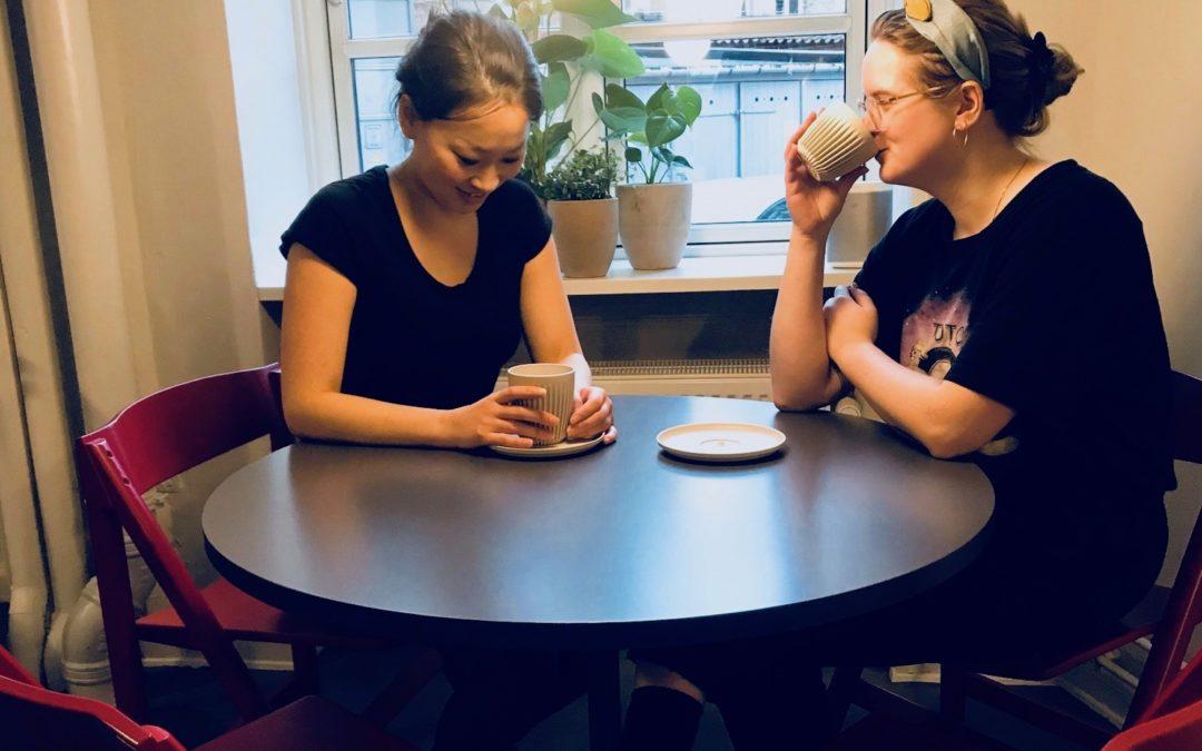 Ny café og kaffebar vil have os til at tænke over vores samfundsansvar