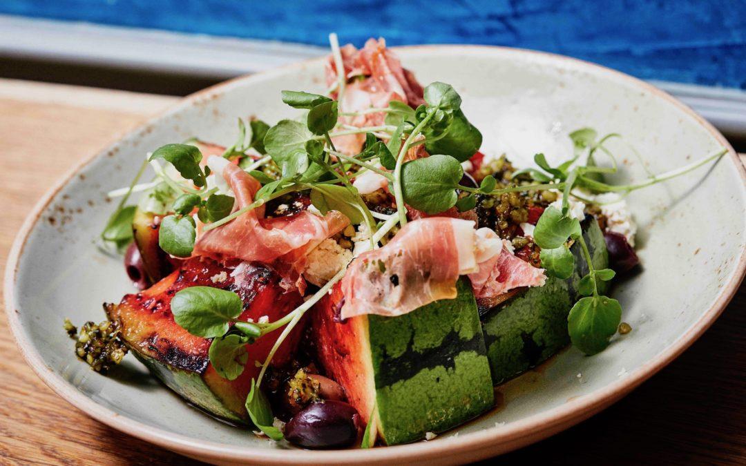 Ny menu hos San Marco JUNIOR emmer af sol og sommer