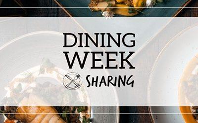 DINING WEEK SHARING 2019 MENU -San Marco JUNIOR