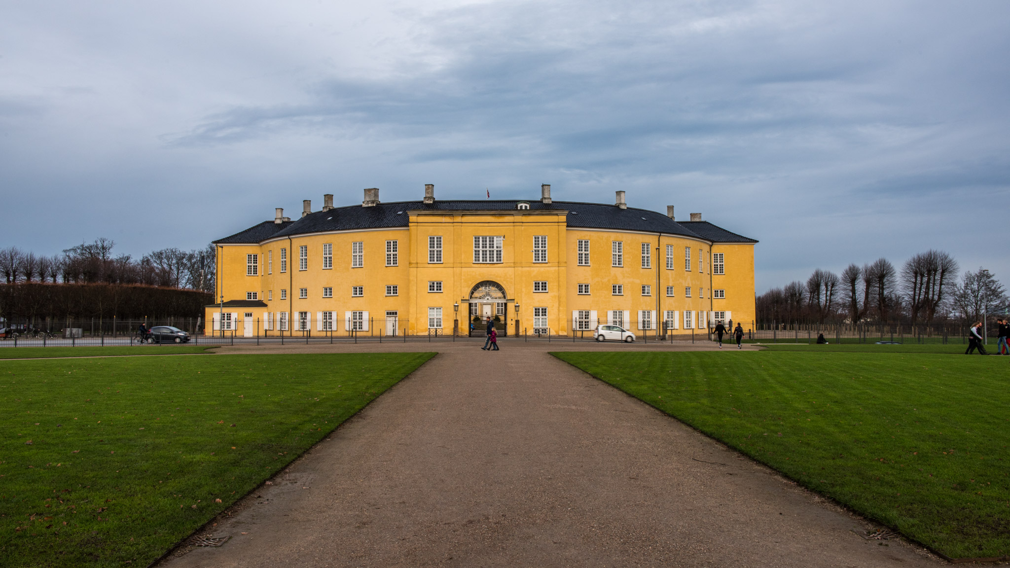 Historic buildings in Frederiksberg - Frederiksberg Palace