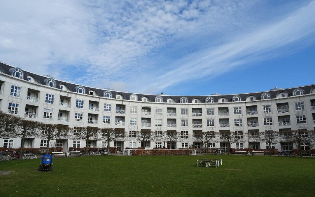 Moderne bygninger