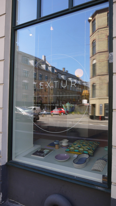 textur designbutik københavn frederiksberg