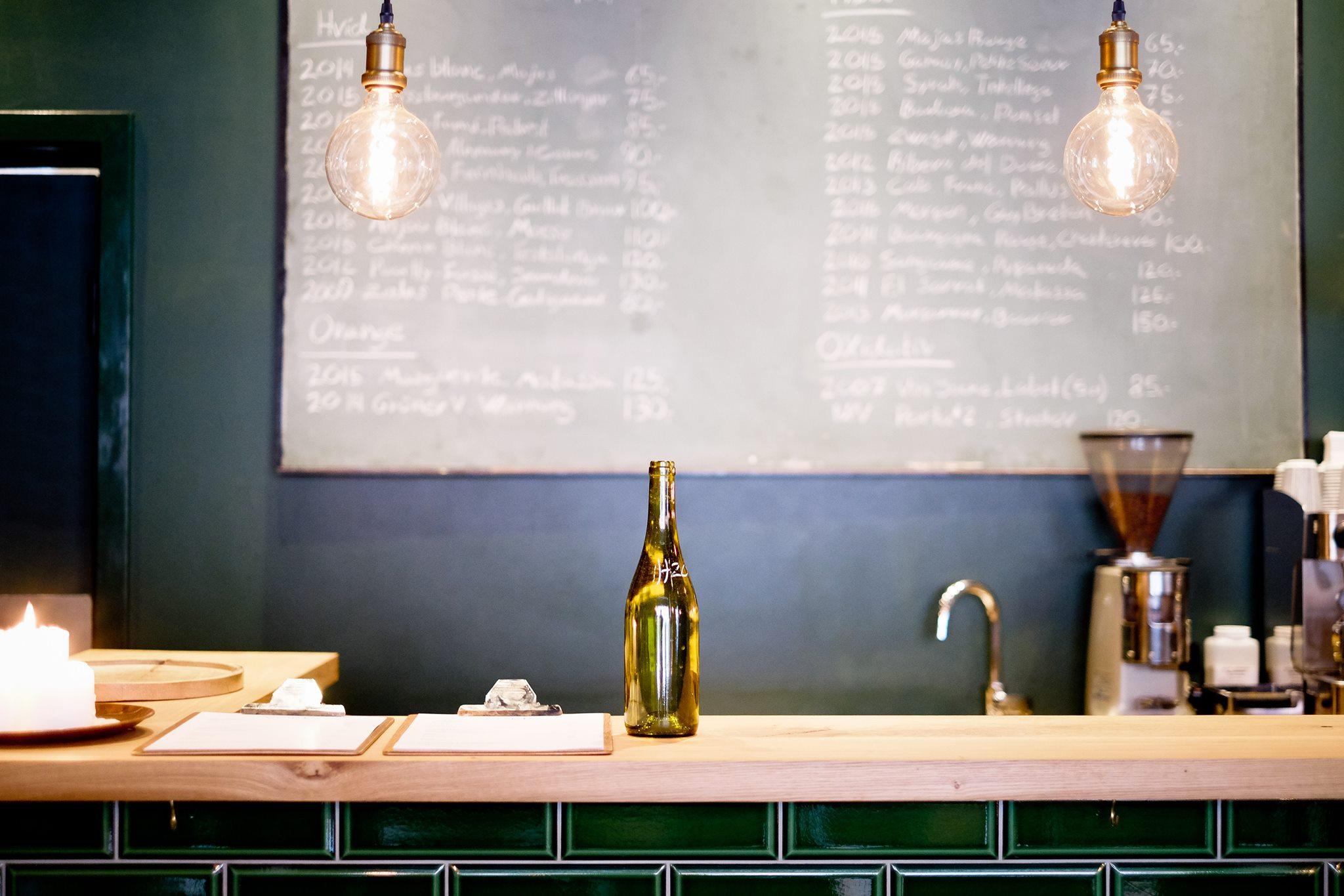 Cork Vinbar – Cork vinbar på Frederiksberg