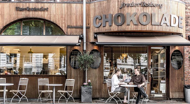 Frederiksberg Chokolade Chokolade frederiksberg København
