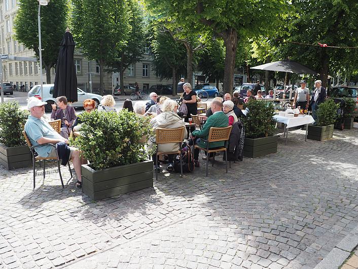 Restauranter Frederiksberg alle
