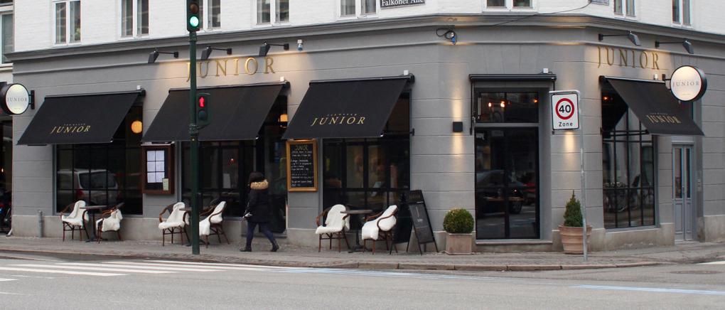 restaurant frederiksberg København