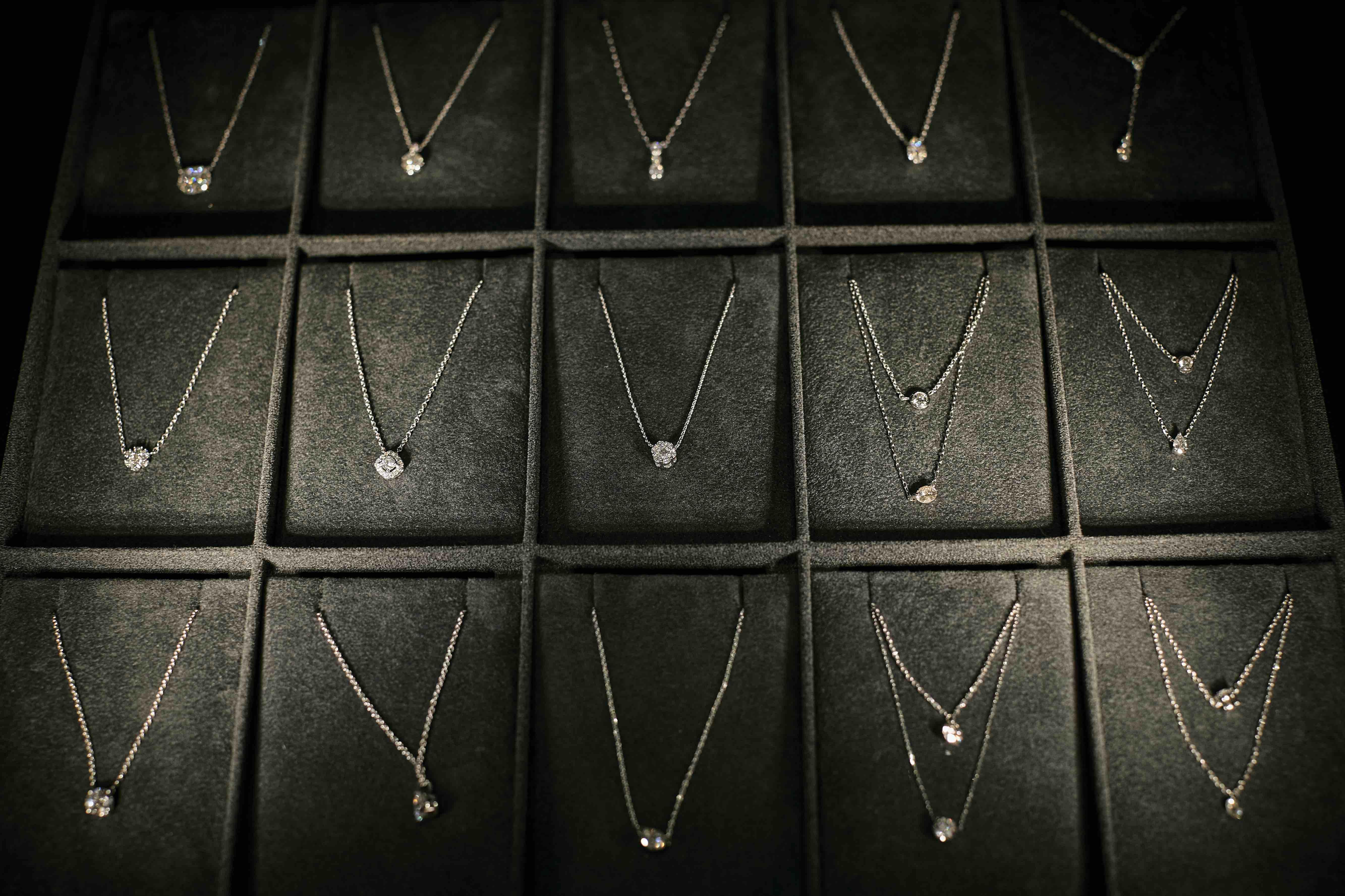 Pigen & Diamanten