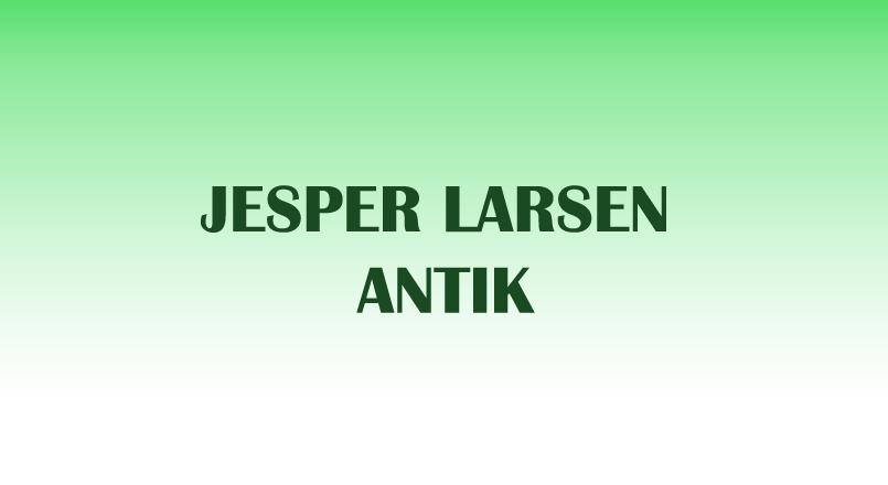 Jesper Larsen Antik