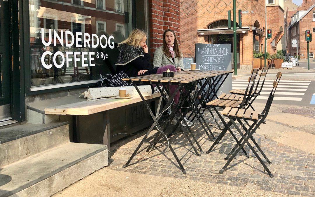 Underdog Coffee: Det perfekte og hemmelige kaffe-pitstop til din gåtur rundt om søerne
