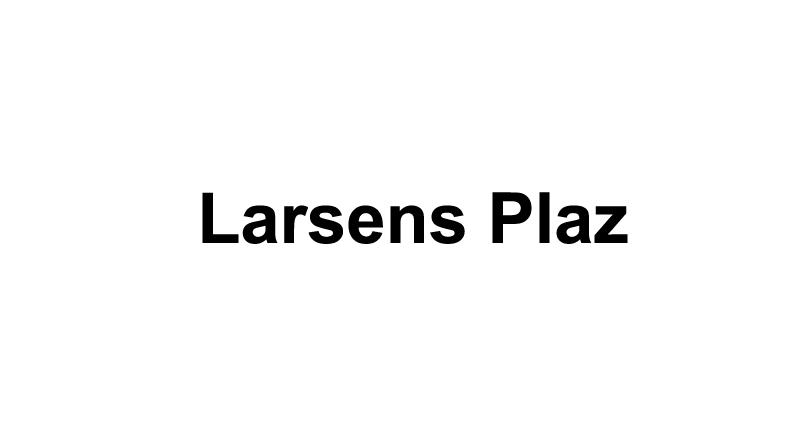Cafe Larsens Plaz