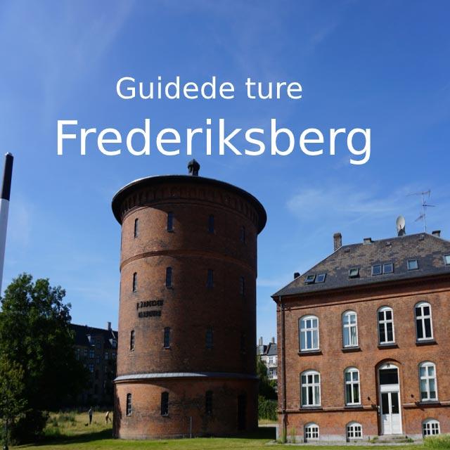 guidede ture til frederiksberg